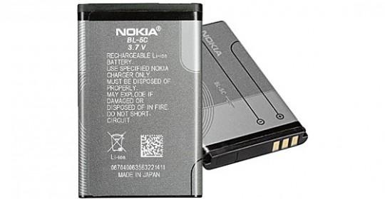 Батарея Nokia